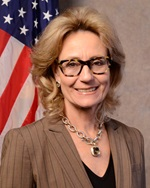 Maybel Batjer, Secretary of Cal Gov Ops Agency.