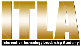 Information Technology Leadership Academy Logo.
