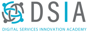 Digital Services Innovation Academy Logo.