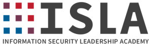 Information Security Leadership Academy Logo.