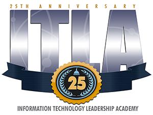 ITLA 25 logo